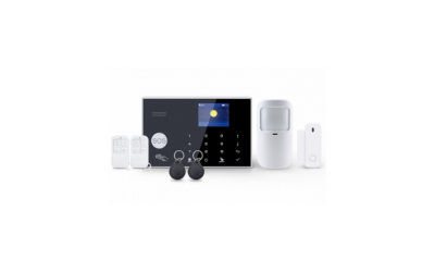 Wireless WiFi GSM Alarm System