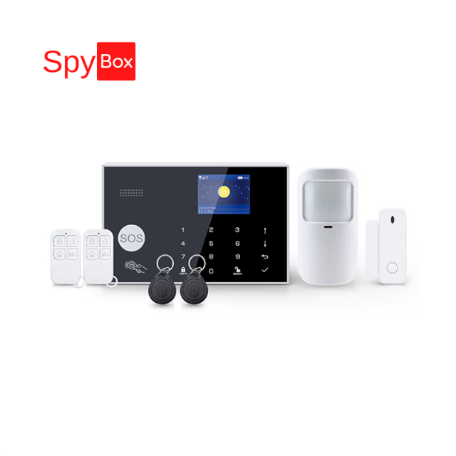 Smart WIFI GSM Home Security Alarm System