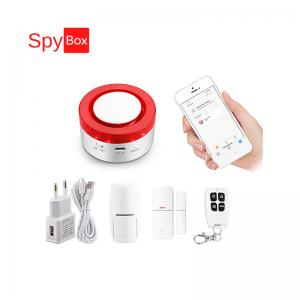 Smart WiFi Alarm System