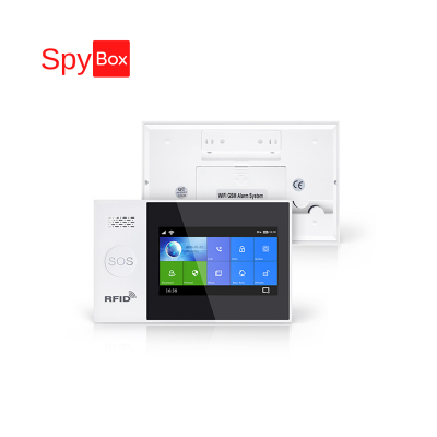 Smart WiFi GSM Alarm System