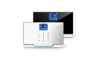 Smart WiFi GSM Home Alarm System