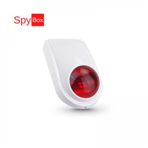 Smart WiFi Outdoor Siren Alarm System