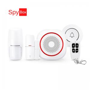 Smart WiFi Siren Alarm System
