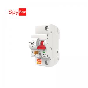 1P Tuya Smart MCB Switch WIFI Circuit Breaker