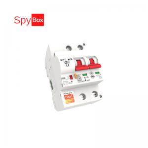 2P Tuya Smart MCB Switch WIFI Circuit Breaker