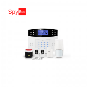GSM Home Alarm Security System LCD Auto Dialer