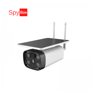 Smart 2.0MP WiFi Solar HD Battery Camera