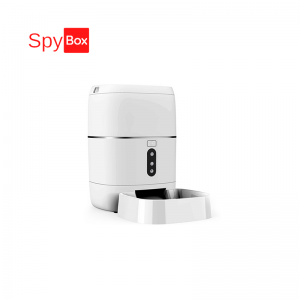 Smart WiFi Automatic Pet Feeder with Built in Camera