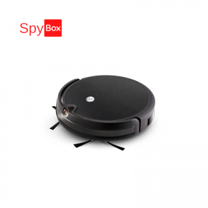 Smart WiFi Floor Cleaning Robot with HD Camera