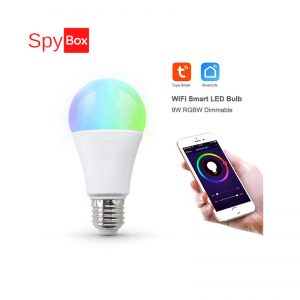 Smart WiFi Mini RGBW LED Bulb