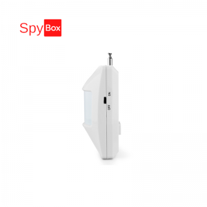 Wireless PIR Motion Sensor with ONOFF Switch